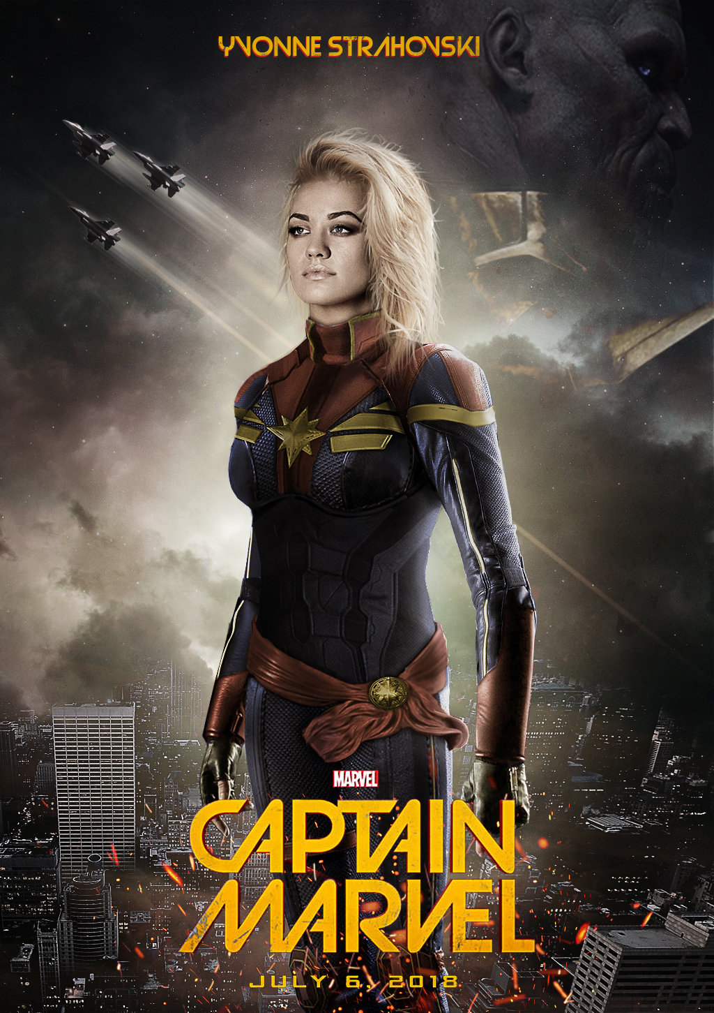 Captain Marvel Dvd Release