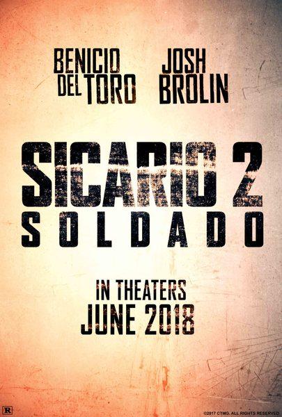 Sicario – Day Of The Soldado