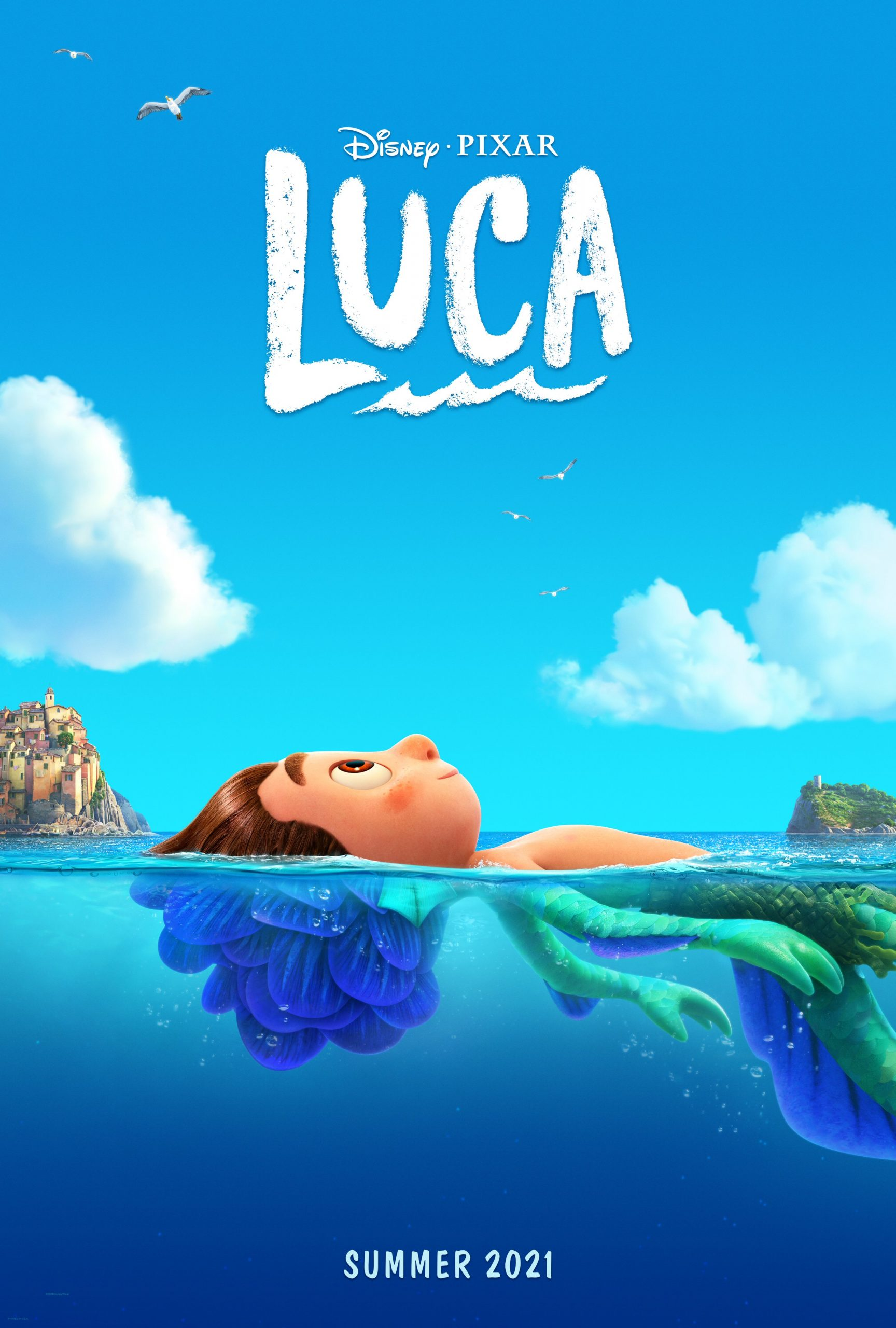 Luca (2021) – Coming Soon & Upcoming Movie Trailers 2021-2022